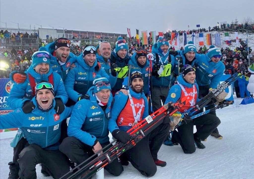 Appel à candidature Equipe : Equipe de France de Biathlon (groupe coupe du monde) Poste : Kinésithérapeute du sport