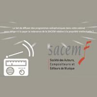 obligations à l'égard de la SACEM