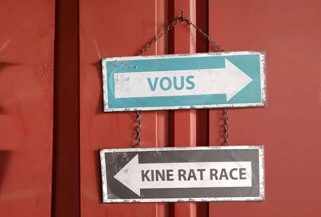 Kiné Rat Race